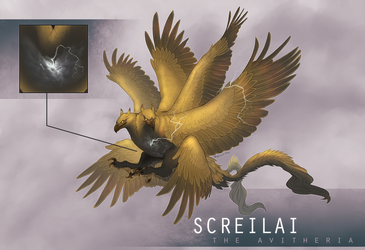 C: Screilai Design for TikTaaliik by Skollyson