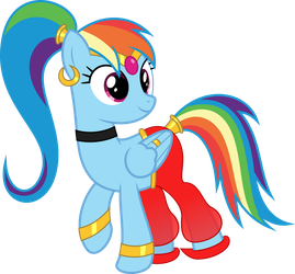 Martingaleless Twin-tailed Sky Smasher by Parcly-Taxel