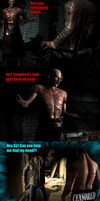 Outlast Comic: Miles Headless Nightmare by SovietMentality