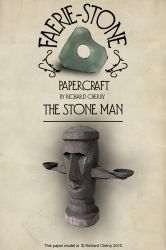 The Stone Man by SiriusArtWorks