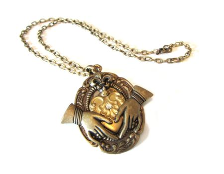 Another Steampunk Claddagh pic 3 by JLHilton