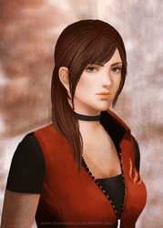 miss Claire Redfield by CodeClaire