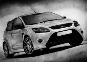 Ford Focus RS by artbolt