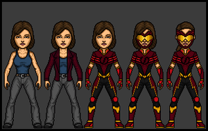 DC Unlimited - Jesse Quick by theherocreator