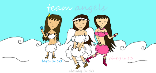Team Angels by 13winx