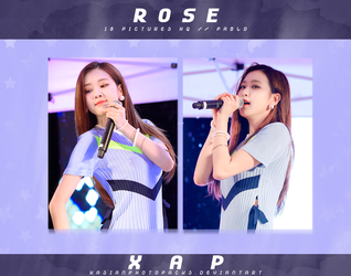 Photopack 3301 // Rose (BLACKPINK) by xAsianPhotopacks