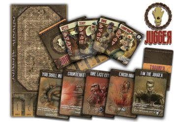 JUGGER The Boardgame by golemvb6
