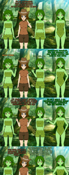 Sally Sandra and the Dryads - Part 1 by 12thtimelost