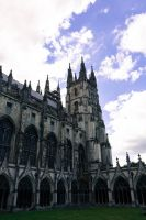 Canterbury cathedral 12 by FubukiNoKo