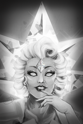White Diamond by Spellbird