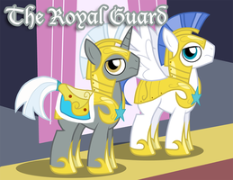 The Royal Guard by Xain-Russell