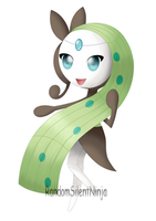 Pokemon - Meloetta