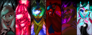 .::We the Beasts::. by WarriorRainyDay