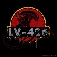 LV-426 by CrumblinCookie