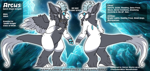 Arcus Reference by CAT-BOAT