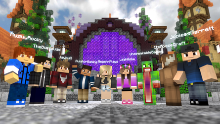 Proper Productions Group Render by Endlesshunter