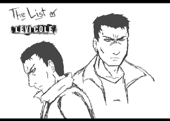 The Face of Levi Cole by Nekosxe