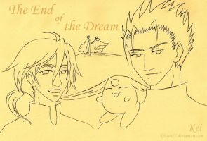 The End of the Dream by Kei-san77