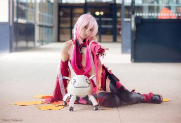 Inori cosplay - Guilty Crown 06 by Chimeral-CosplayArt