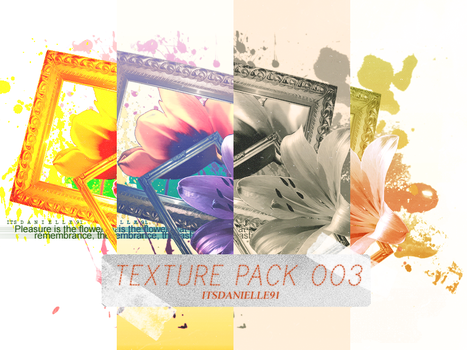 Texture Pack #003 by itsdanielle91