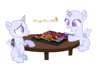 Young Starlight wants to play Dragon Pit again by DianaMur