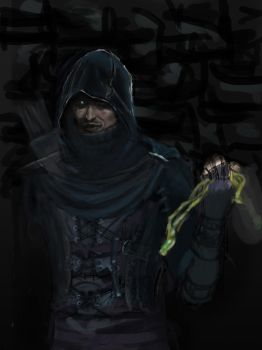 Thief WIP by Silvanne