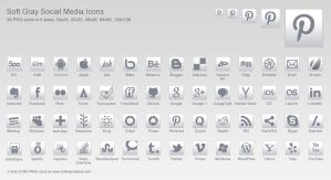 Redkite-soft-gray-social-icons by coloradodev