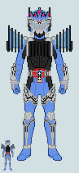 Toku sprite - Duke (Diend Arms) by Malunis