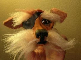 Sir Didymus head in the works by modastrid