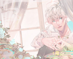 Saeran by Yukie94