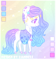 Pony Adopt (Closed) Auction [MLP] by Liannell