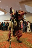 Red Dragon - AKON 22 by RegineSkrydon
