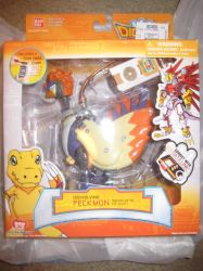rare Digimon savers Toy by GithinjiProductions