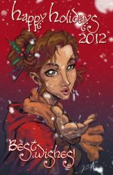 Happy Holidays 2012! by mistermoster