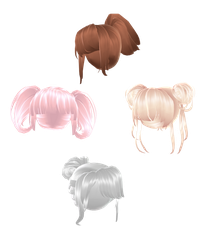 [MMD] Hair Pack 3 DL by auauauaua
