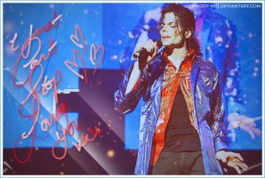 I just cant stop loving you. by Meggy-MJJ