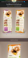Spa Billboard and Roll Up Banner by Saptarang