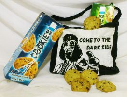 Bag - Come to the dark side, we have cookies by MissDwidwi