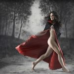 Little Red Riding Nori by orsphoto