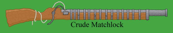 Crude matchlock by Imperator-Zor