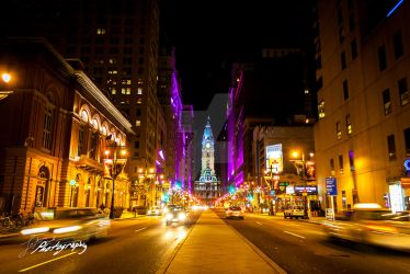 Philadelphia City Hall by SkeIator