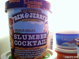 Charlie Kelly's Slumber Cocktail Ice Cream by Sunnyfangirl