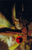 Hawkman 12 by Andrew-Robinson