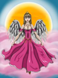Angel Mercyless by deonstyn