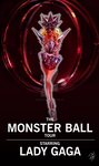 The Monster Ball Tour Poster by DibuMadHatter