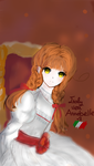 ( APH ) _ Nyo!Italy by madisoncamellia