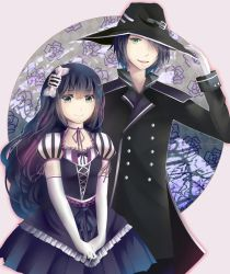 Gothic Duo by Ruurin