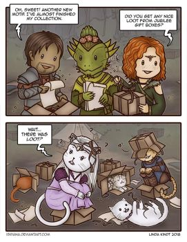 TESO: If It Fits, This One Sits by Isriana