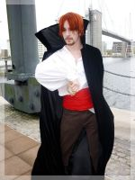 Shanks by evilsnowball7