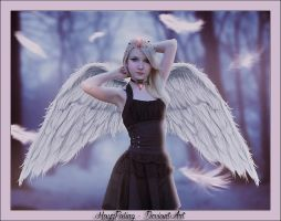 Angel by HayzPaling